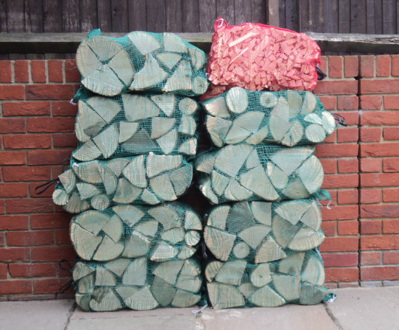 Great Norwood Logs | Fire Wood Logs | Log Delivery Service